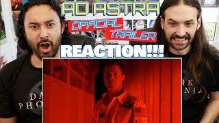 AD ASTRA | TRAILER - REACTION!!!