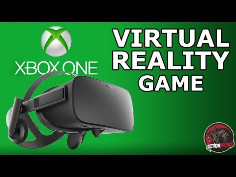Xbox One VIRTUAL REALITY GAME Coming in 2017 + Announcement Soon! (E3 2016 VR)
