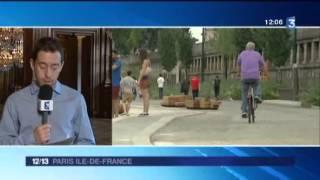Voie Georges Pompidou bientôt piétonne ?!