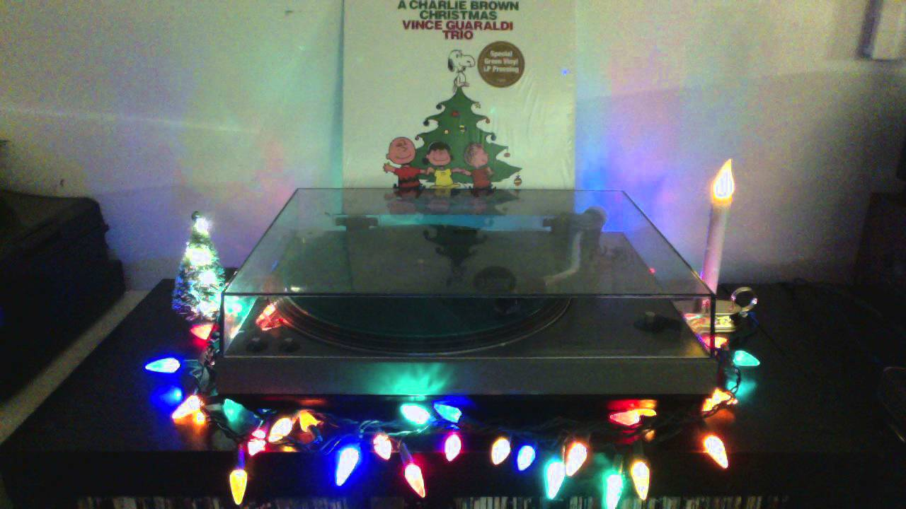Vince Guaraldi Trio Christmas Time Is Here Vinyl Youtube