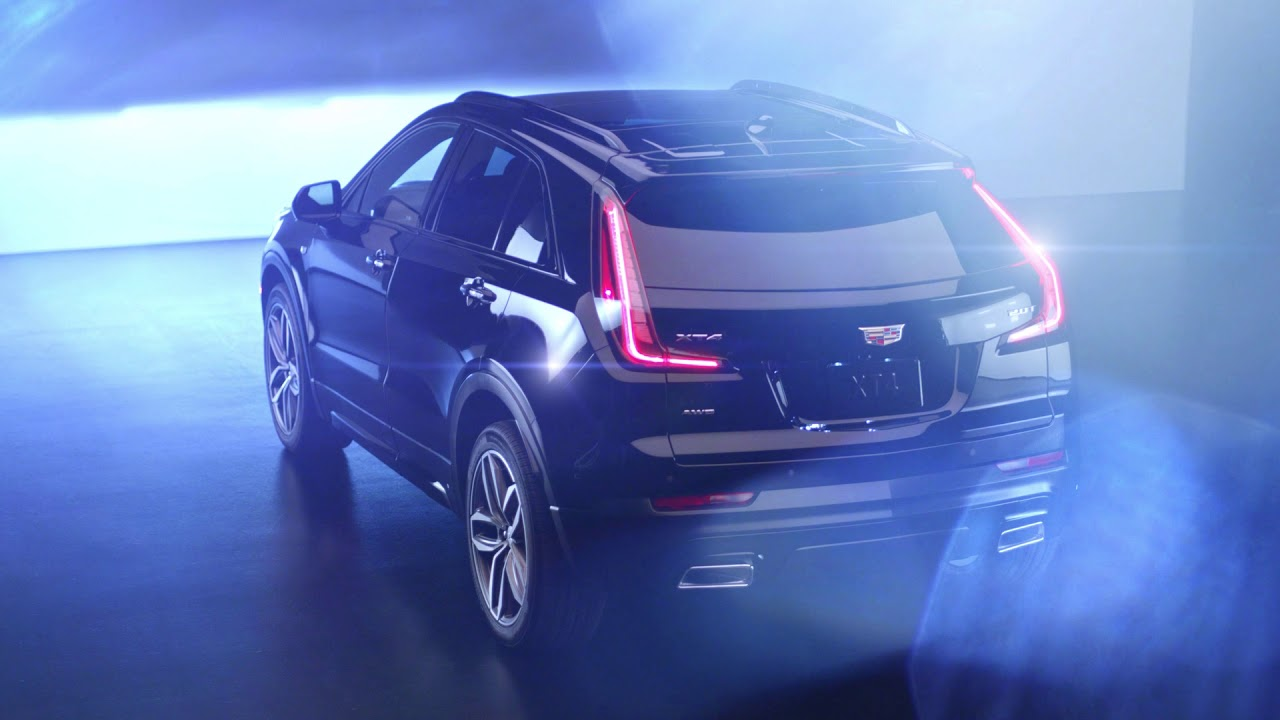 INTRODUCING THE FIRST-EVER XT4