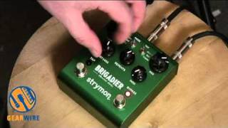 Strymon Brigadier DBucket Delay: Impressive Analog Emulation In A Digital Stompbox (Video)