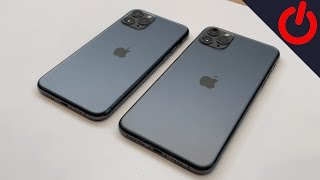 Apple iPhone 11, iPhone 11 Pro and 11 Pro Max: Hands on
