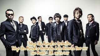 Show da banda Tokyo Ska Paradise Orchestra, realizado no dia 28/09/...