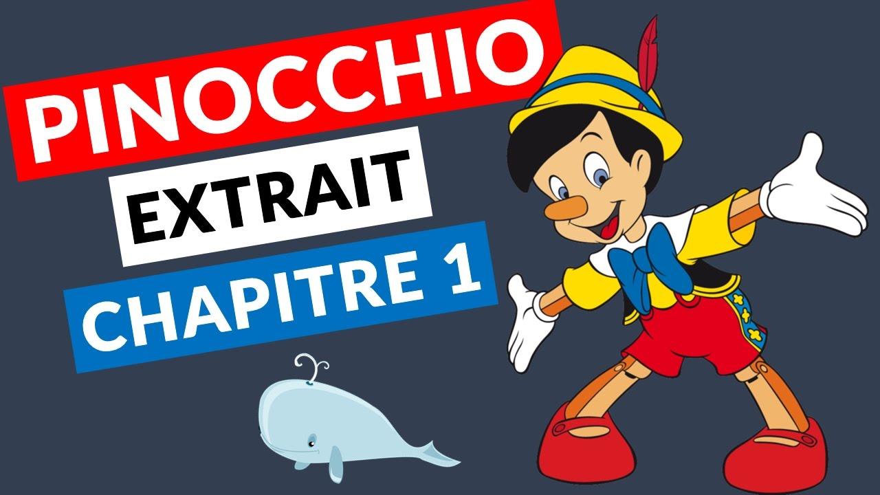 Comprendre L Anglais Avec Pinocchio Livre Audio
