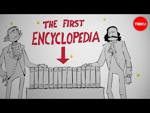 The controversial origins of the Encyclopedia - Addison Anderson
