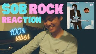 SOB ROCK Full Album REACTION & Thoughts | John Mayer is BACK