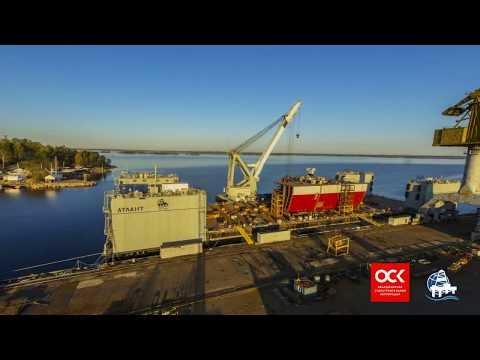 Видеоролик о компании | Выборгский судостроительный завод | Vyborg Shipyard