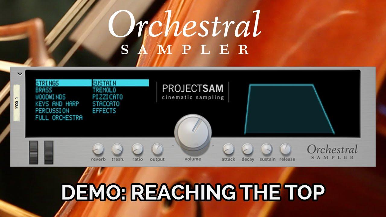ProjectSAM Orchestral Sampler | Filmscore Instruments | Shop