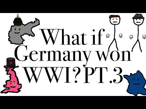 What if Germany Won WWI? Kaiserreich Lore Part 3
