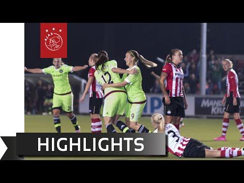 Highlights PSV Vrouwen - Ajax Vrouwen