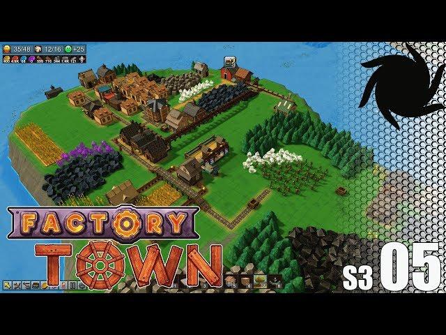 Factory Town - S03E05 - Expanding