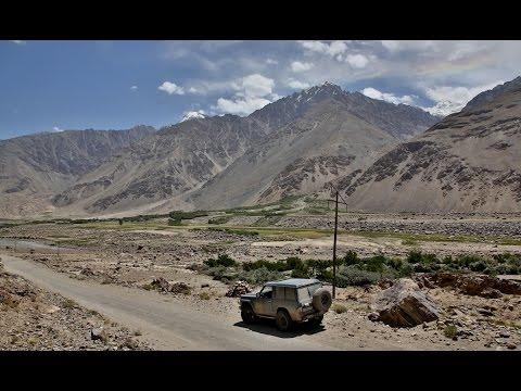 Экспедиция Волок.Туркестан. На внедорожниках по Средней Азии