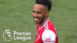 Pierre-Emerick Aubameyang gives Arsenal lead v. Norwich City   Premier League   NBC Sports