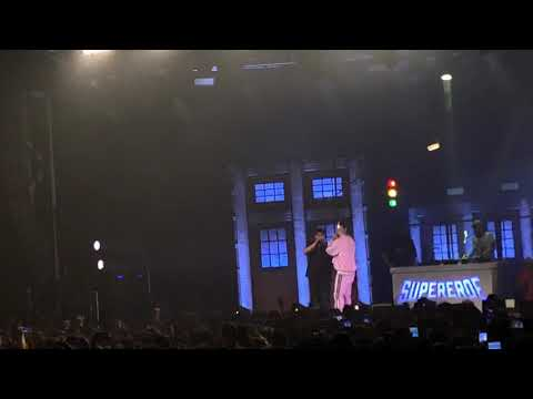 EMIS KILLA vs FAN freestyle live fabrique 09-12-18