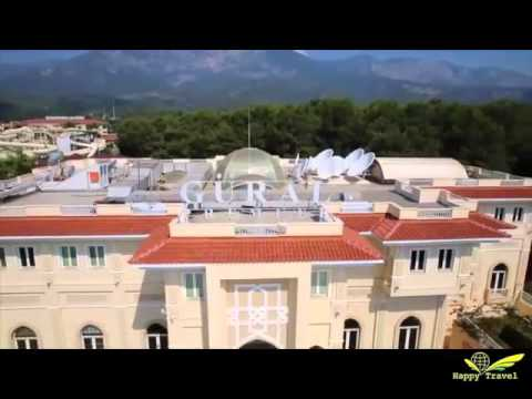 Vip отели Турции от Happy Travel.kz