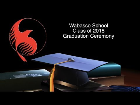 Wabasso School Class of 2018 Graduation Ceremony