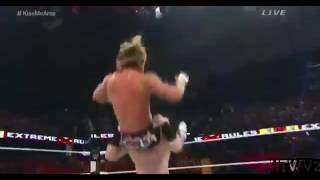 Extreme Rules 2015 Highlights