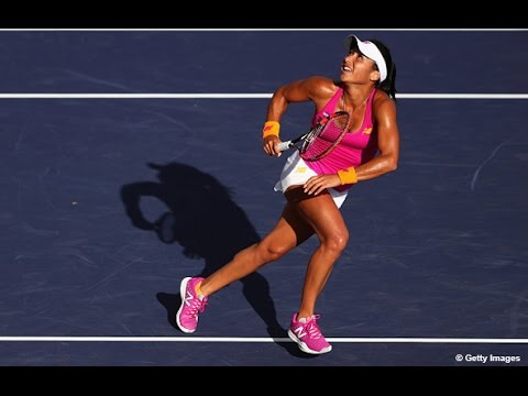 Miami Open First Round | Heather Watson vs Petra Cetkovska | WTA Highlights