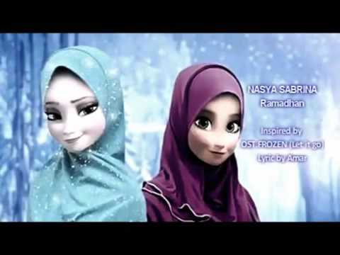 Nasya Sabrina - Ramadhan versi Let it Go
