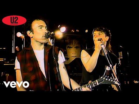 U2 - I Will Follow (Live At Red Rocks)