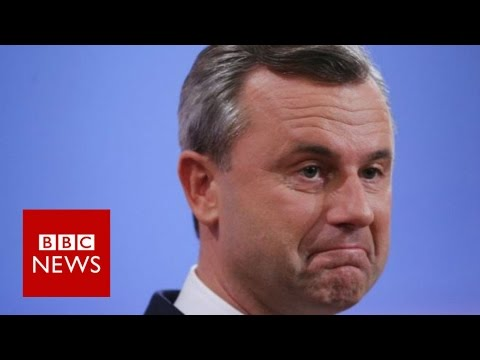 Austria far-right candidate Norbert Hofer defeated in presidential poll - BBC News