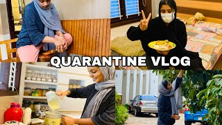 SUHOOR TO IFTAR 🤩 QUARANTINE || DAY IN MY LIFE🛑