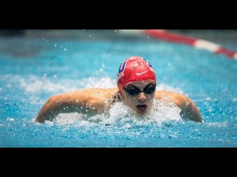 2017 Swimming & Diving Championships - Day 3 Highlights