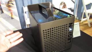 Lenovo Legion Cube C730 gaming desktop