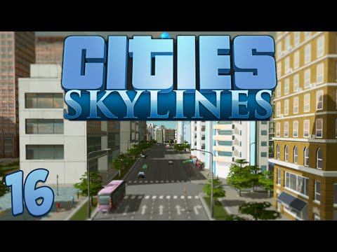 Cities Skylines 16 Beach Resort
