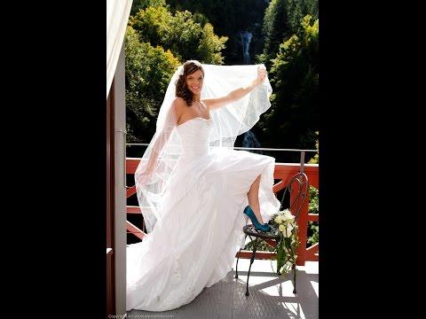 Switzerland - Wedding dress - Sexy Women - Video of Beautiful Girl and Hot