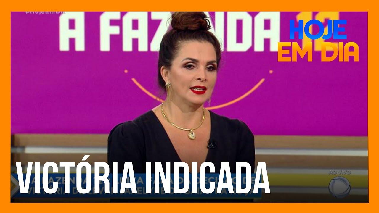 Luiza Ambiel comenta a escolha de Victória para Roça