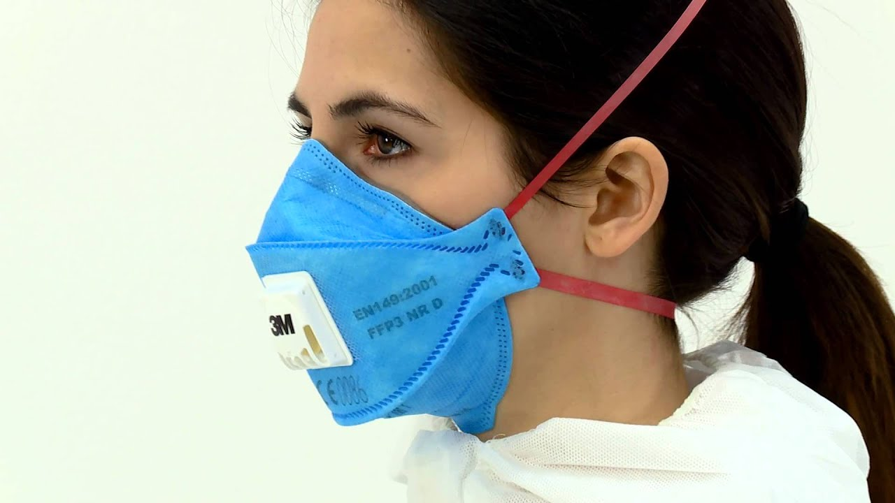 Aura™ Series Disposable Fitting Respirators 9400 3m™