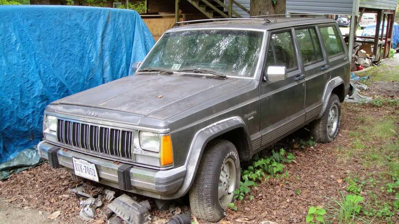 medium resolution of 1989 jeep cherokee laredo