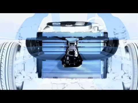 BMW EfficientDynamics - Air Vent Control 主動式冷卻進氣導流裝置