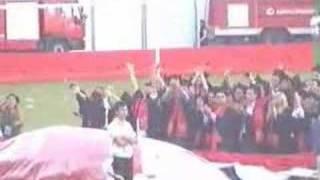 24 Haziran2007 ANADOLU ÜNİVERSİTESİ MEZUNİYET TÖRENİ BÖLÜM:2