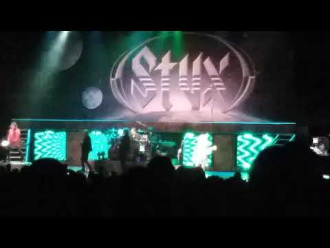 Styx - Blue Collar Man (Long Nights) (Live @ Tucson AZ, 10/7/18)