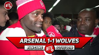 Arsenal 1-1 Wolves | Emery Is Picking His Team Like Lottery Numbers! (Tade)