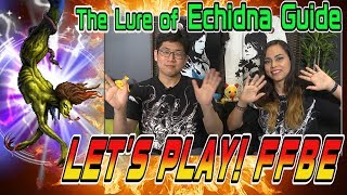 【FFBE】Let's Play FFBE! –The Lure of Echidna ELT: Mission Complete 【Global】