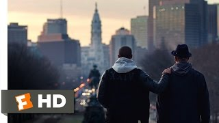 Creed - One Step at a Time Scene (11/11) | Movieclips