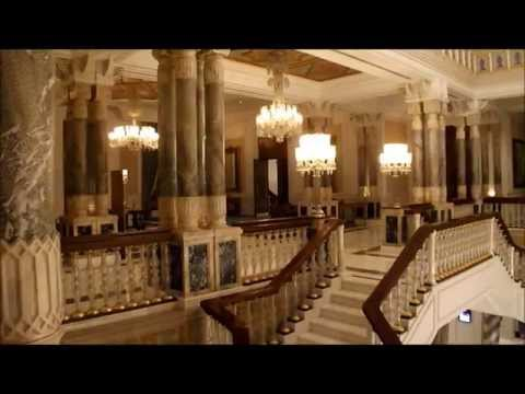 Tour of Ciragan Palace Kempinski