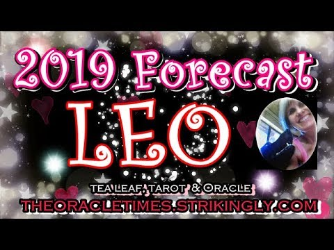 ♌LEO 2019 MATERIAL WEALTH & TAKING A CHANCE! FREE FORECAST