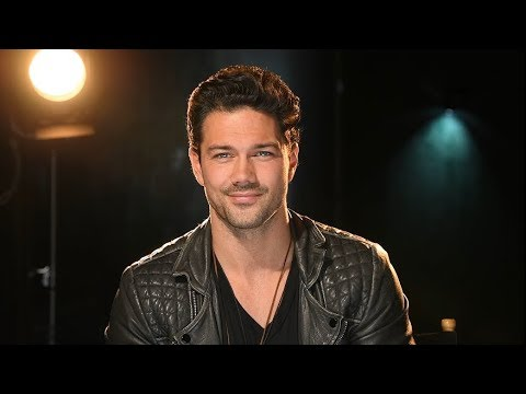 Ryan Paevey thanks his  after GH exit