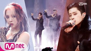 vuclip [KARD - RED MOON] Comeback Stage | M COUNTDOWN 200213 EP.652