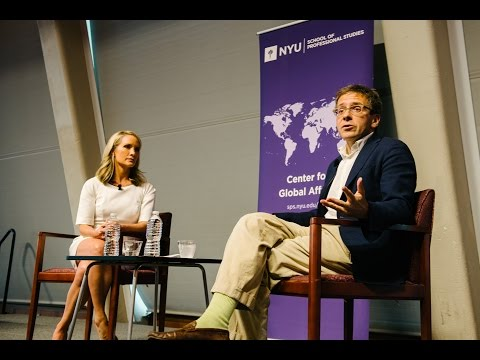Three Choices for America's Role in the World: A Conversation with Ian Bremmer and Dana Perino