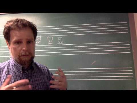 Voice-leading Basics Lecture 7