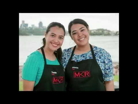 Tasia & Gracia - Adik Kakak Berdarah Indonesia Pemenang My Kitchen Rules Australia 2016