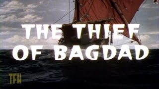 Ernest Dickerson on THE THIEF OF BAGDAD