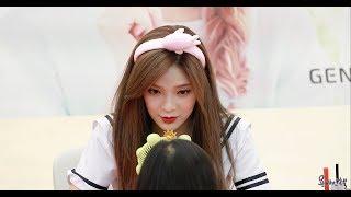 170813 나인뮤지스(9muses) 소진 Focus @코엑스 팬사인회 직캠(Fancam) by 욘바인첼