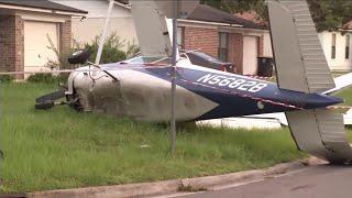 Neighbors describe plane crash